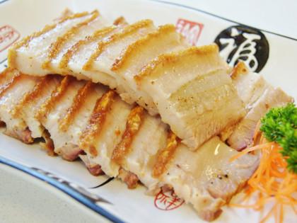 Traditional Chinese Menu